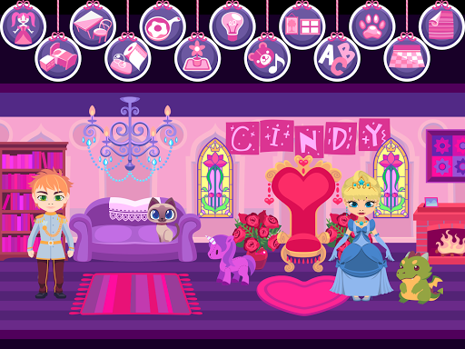 My Princess Castle - Doll and Home Decoration Game 1.2 screenshots 11