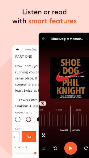 Storytel: Audiobooks and Ebooks screenshots 11
