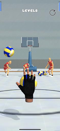 Ultimate Dodgeball 3D 1.0.4 screenshots 1