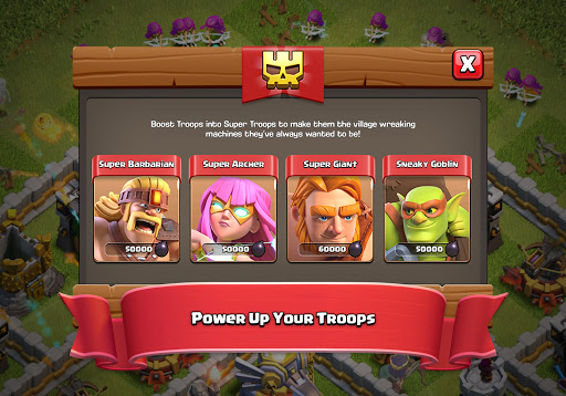 Clash of Clans 13.675.20 screenshots 8