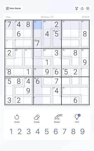 Killer Sudoku - Free Sudoku Puzzle, Brain Games  screenshots 13