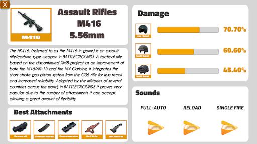 battleground mobile Guide 0.16 Screenshots 7