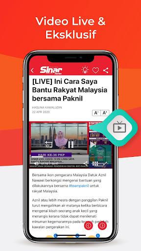 Sinar Harian - Berita Terkini  Screenshots 2
