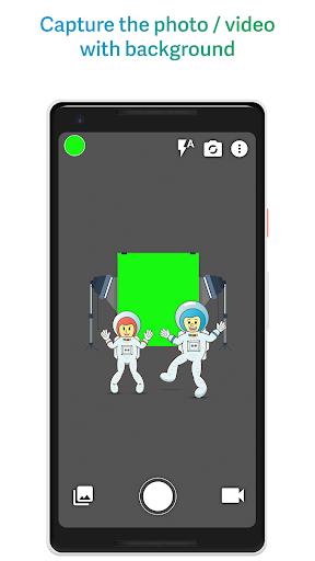 Chromavid - Chromakey green screen vfx application 2.5 Screenshots 2