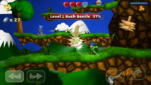 Swordigo 1.4.2 screenshots 1