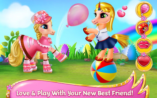 Coco Pony - My Dream Pet 1.1.2 screenshots 8