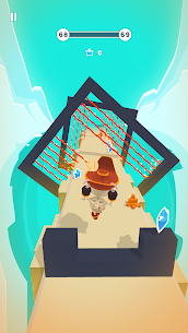 Pixel Rush Mod Apk- Epic Obstacle Course Game (Free Upgrade) 4
