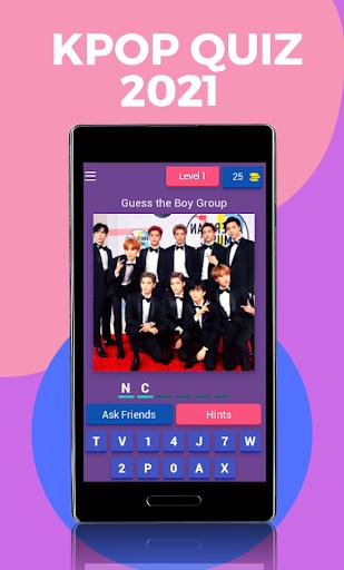 Kpop Quiz 2021 Korean Idols  Screenshots 1