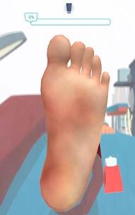 Foot Clinic – ASMR Feet Care APK MOD HACK (No Ads) 4