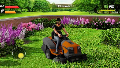 Mowing Simulator - Lawn Grass Cutting Game 0.2 screenshots 1