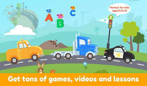 Car City World: Little Kids Play Watch TV & Learn modavailable screenshots 8