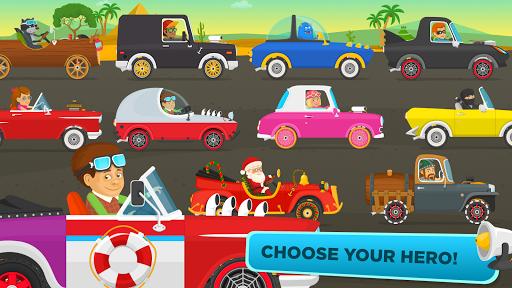 Garage Master - fun car game for kids & toddlers  screenshots 6