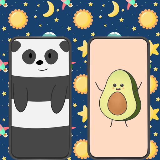Cute Wallpapers ud83dudc9c Kawaii 4.2101.2 Screenshots 11
