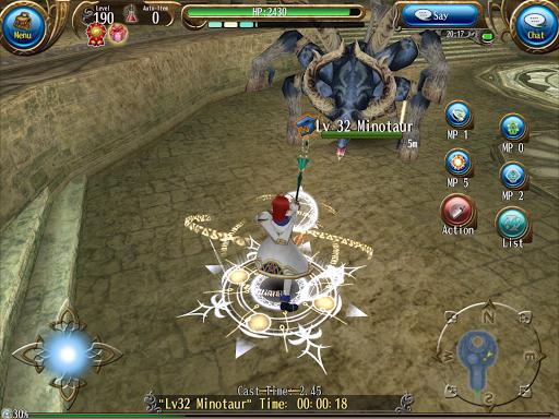 RPG Toram Online - MMORPG 3.3.39 screenshots 14