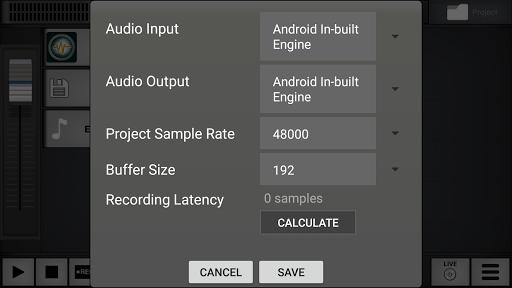 Audio Elements Demo 1.6.3 Screenshots 8