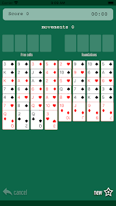 FreeCell (Patience cards game) 3.1.0
