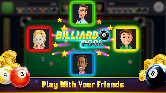 Billiards 8 ball [MOD Version] 5