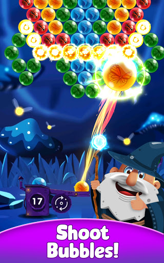 Bursting bubbles puzzles: Bubble popping game! 1.43 screenshots 1