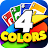 Colors Card Game