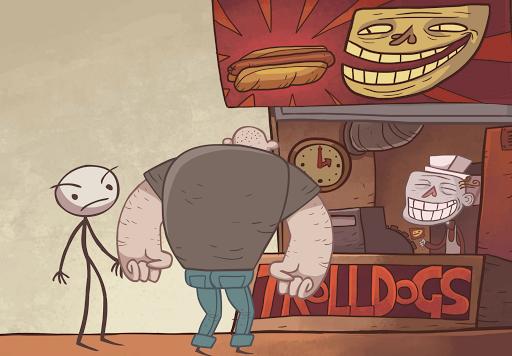 Troll Face Quest: Unlucky screenshots 3