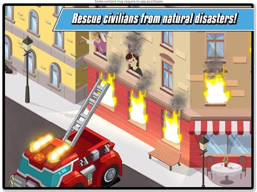 Transformers Rescue Bots: Hero Adventures 2.2 Screenshots 10