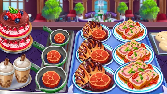 Cook n Travel: Cooking Games Craze Madness of Food 4