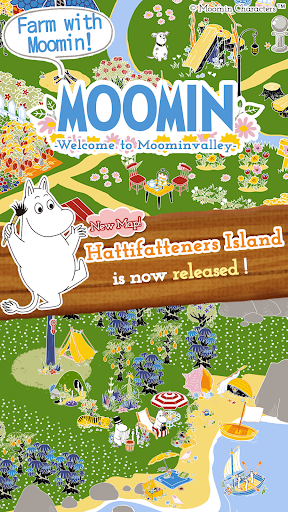 MOOMIN Welcome to Moominvalley screenshots 1