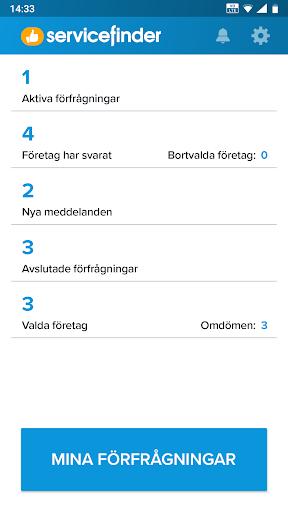 Servicefinder  screenshots 3