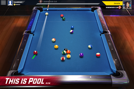3D Poolbillard Screenshot