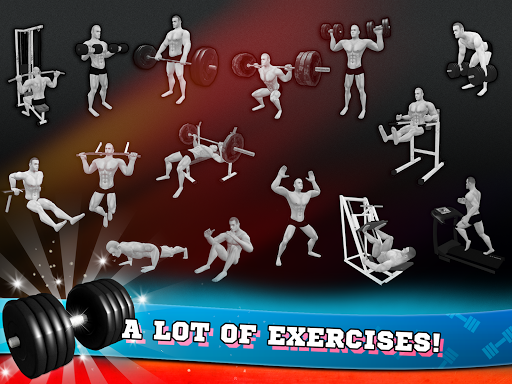 Fitness Gym Bodybuilding Pump android2mod screenshots 13
