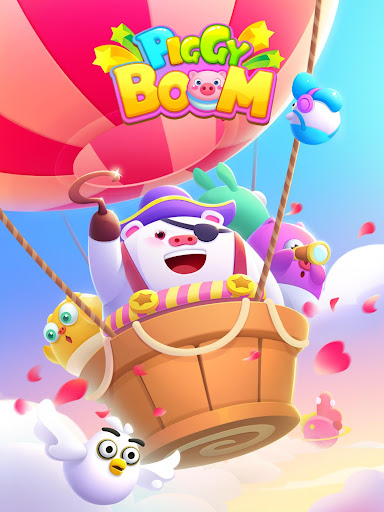 Piggy Boom-Be the island king  screenshots 14