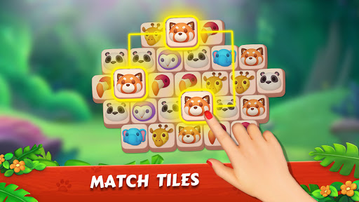 Zoo Tiles 3D: Animal Triple Match Master https screenshots 1