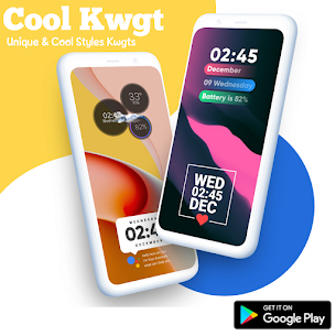 Cool Kwgt Apk 19.0 (Paid) for Android 3