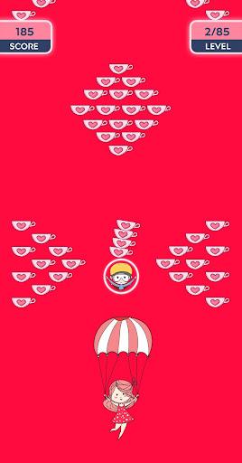 Télécharger Gratuit Rise up love - most addictive balloon game APK MOD (Astuce) screenshots 5