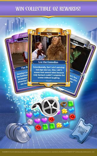 The Wizard of Oz Magic Match 3 Puzzles & Games apktram screenshots 8