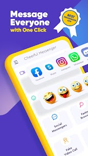 Fake Video Call: Messenger, Live Chat, Messaging 1