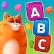 Kitty Scramble: ワードスタック