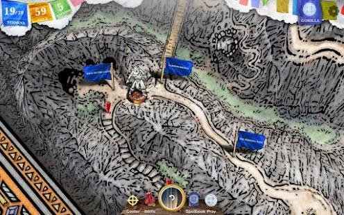 Sorcery! 4 Screenshot