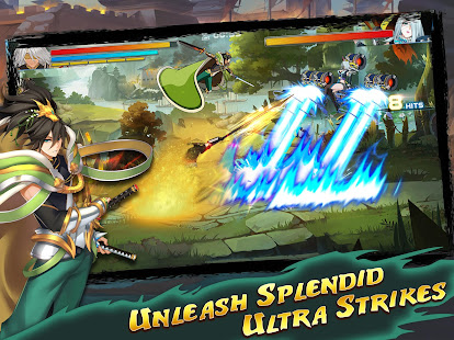 Light In Chaos: Sangoku Heroes [Action Fight RPG] 1.0.49 APK + Mod (Unlimited money) untuk android