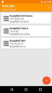 NAS Utils for NETGEAR ReadyNAS