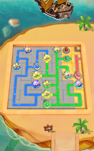 Flow Water Connect Puzzle  screenshots 23