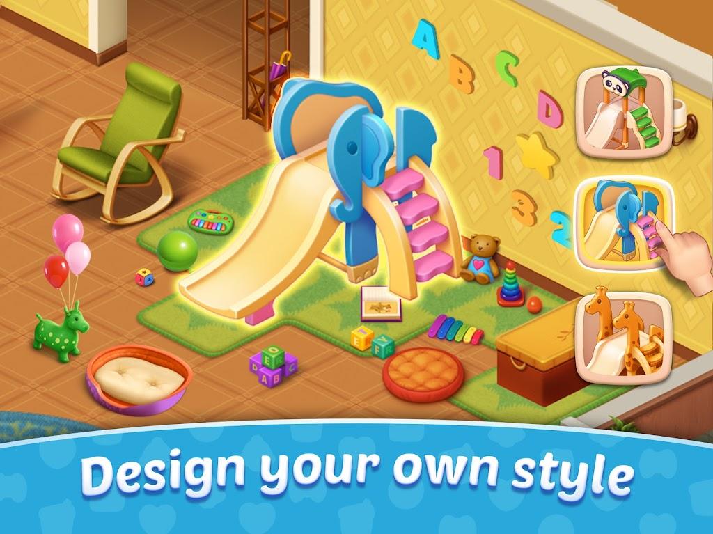 Baby Manor: Baby Raising Simulation & Home Design  poster 12