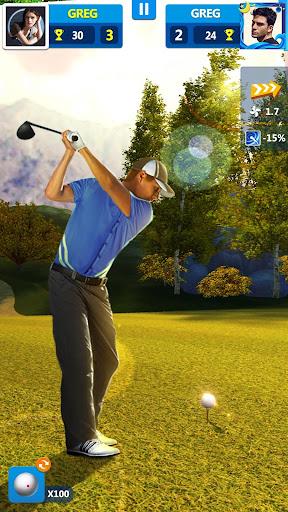 Golf Master 3D modiapk screenshots 1
