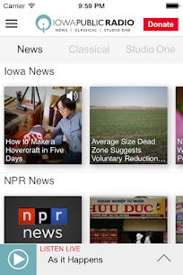 Iowa Public Radio App For Pc, Windows 10/8/7 And Mac – Free Download 2