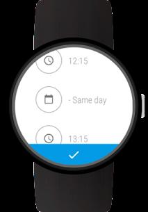 Wear OS için Takvim (Android Wear) 3