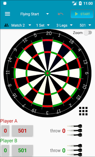 Darts Scorecard 2.60 screenshots 1