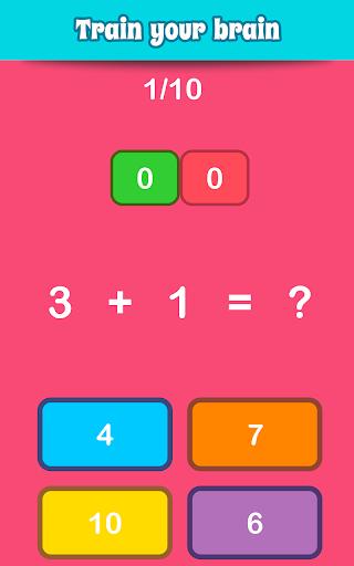 Math Games, Learn Add, Subtract, Multiply & Divide apktram screenshots 17