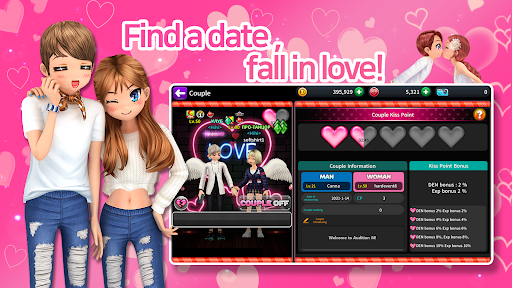 Audition M - K-pop, Fashion, Dance and Music Game  screenshots 11