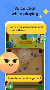 Voga – Play games and voice chat with new friends. 2