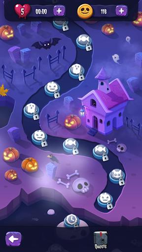 Halloween Bubble screenshots 9